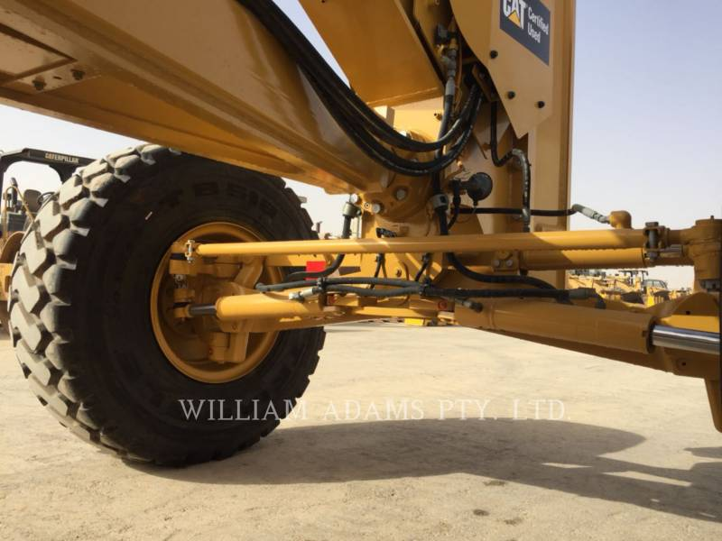 CATERPILLAR MOTORGRADER 14M equipment  photo 3