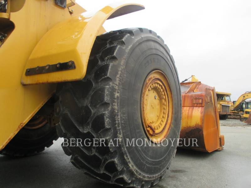CATERPILLAR CARGADORES DE RUEDAS 980K equipment  photo 16