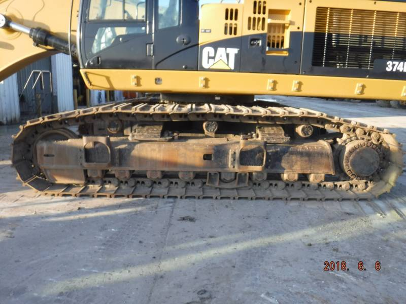 CATERPILLAR EXCAVADORAS DE CADENAS 374DL equipment  photo 13
