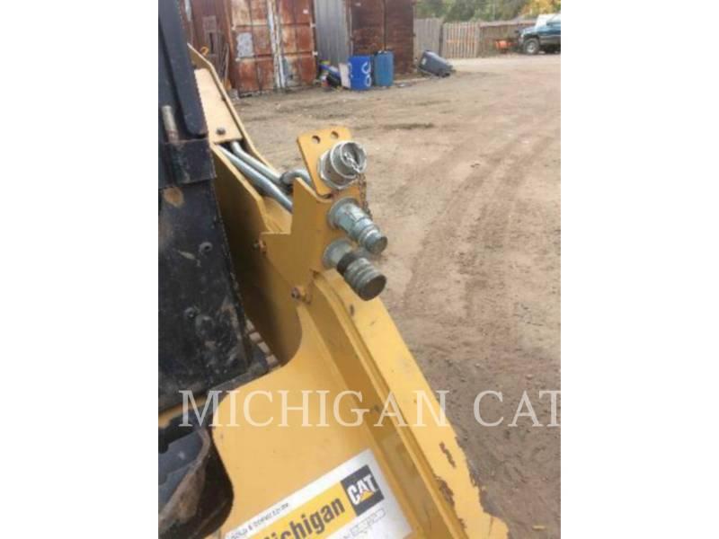 CATERPILLAR CARGADORES MULTITERRENO 257B3 equipment  photo 9