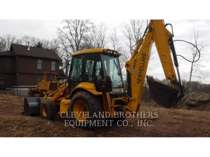 CASE/NEW HOLLAND BACKHOE LOADERS LB110B equipment  photo 3