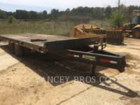 Equipment photo ANDERSON 20 TON TRL TRAILERS 1