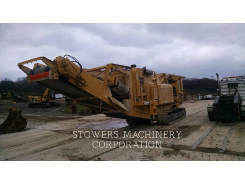 SCREEN MACHINE CRUSHERS 4043T equipment  photo 4