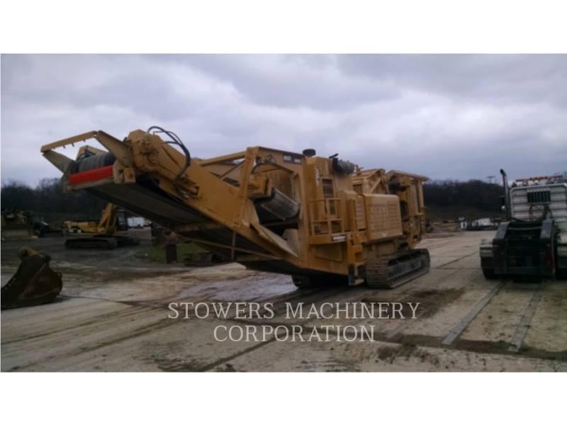 SCREEN MACHINE BETONBEISSER 4043T equipment  photo 4