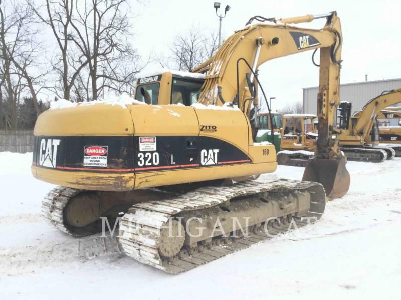 CATERPILLAR PELLES SUR CHAINES 320CL equipment  photo 4