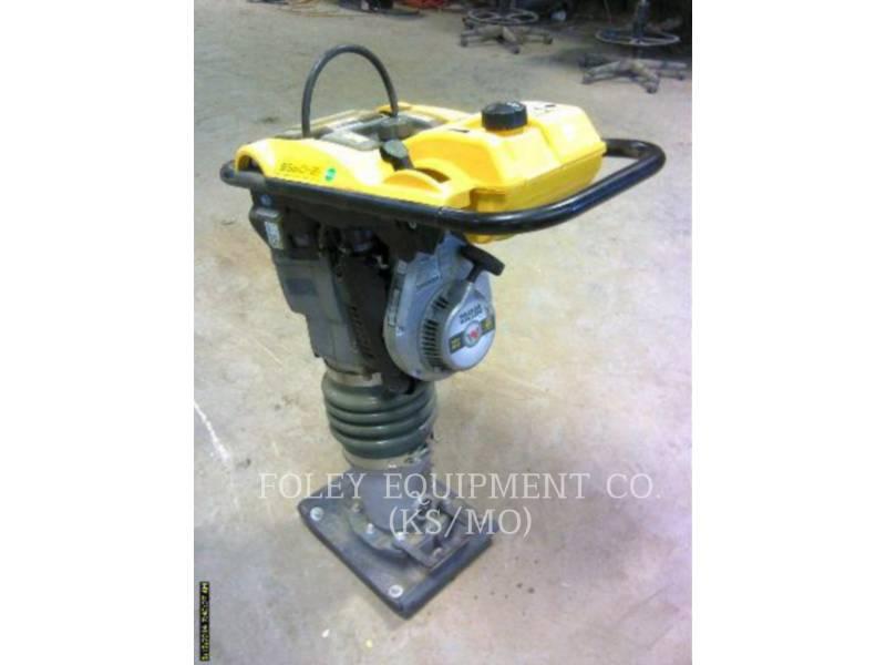 WACKER CORPORATION COMPACTORS BS602I equipment  photo 2