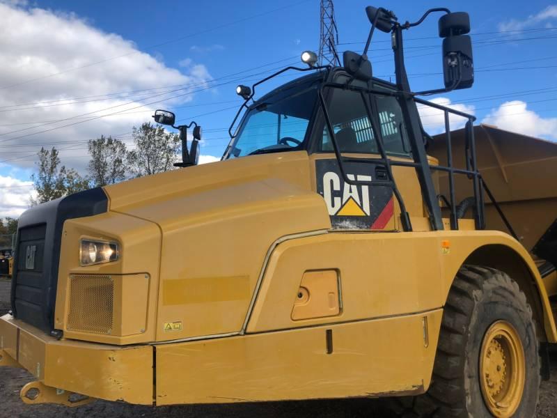 CATERPILLAR DUMPER ARTICOLATI 735 C equipment  photo 2