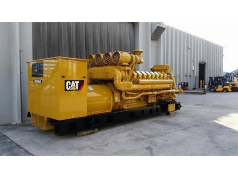 CATERPILLAR Grupos electrógenos fijos C175 equipment  photo 1