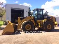 Equipment photo CATERPILLAR 950K CARGADORES DE RUEDAS 1