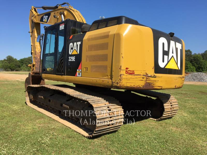 CATERPILLAR ESCAVATORI CINGOLATI 329EL equipment  photo 7