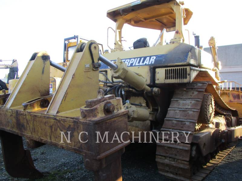 CATERPILLAR TRACTORES DE CADENAS D8N equipment  photo 2