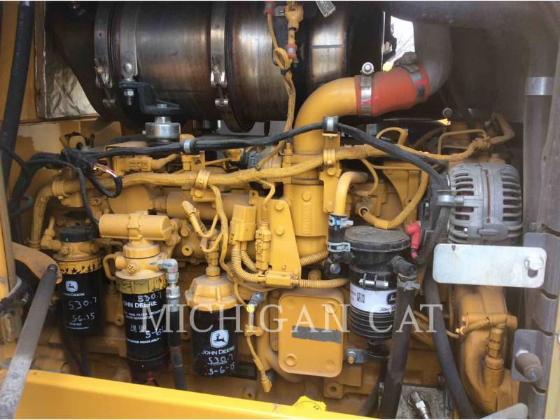 JOHN DEERE CARGADORES DE RUEDAS 524K equipment  photo 11