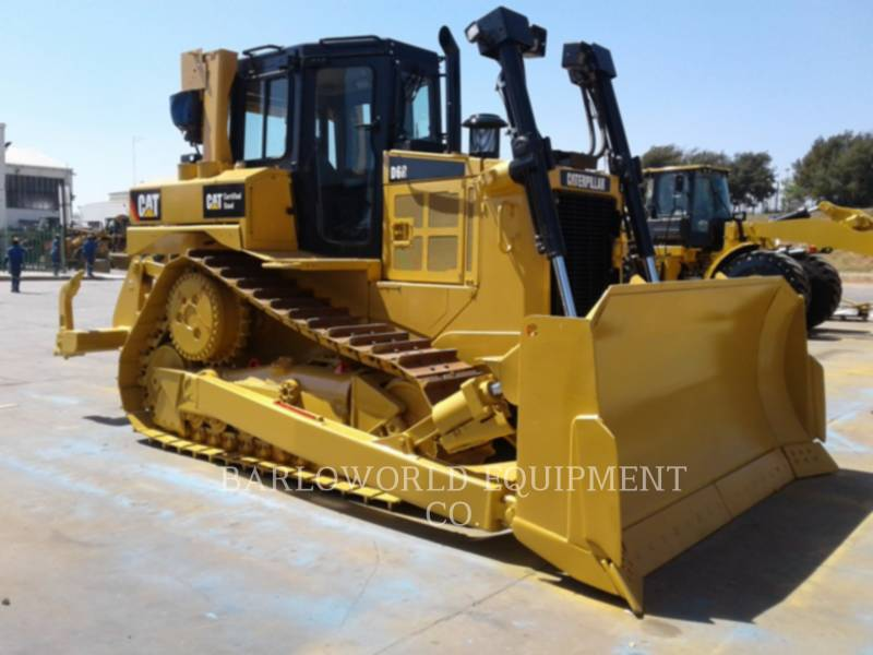 CATERPILLAR TRACK TYPE TRACTORS D6R equipment  photo 1