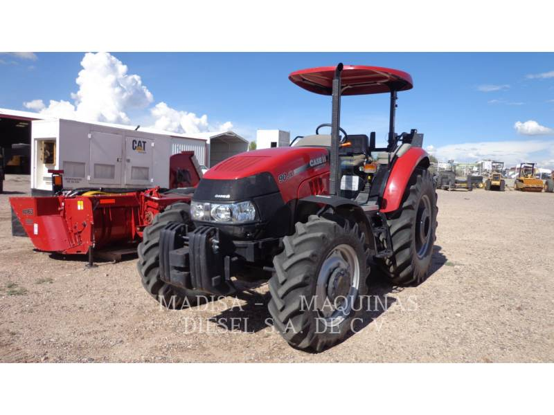 CASE/NEW HOLLAND TRACTEURS AGRICOLES JX90-4WD   equipment  photo 1