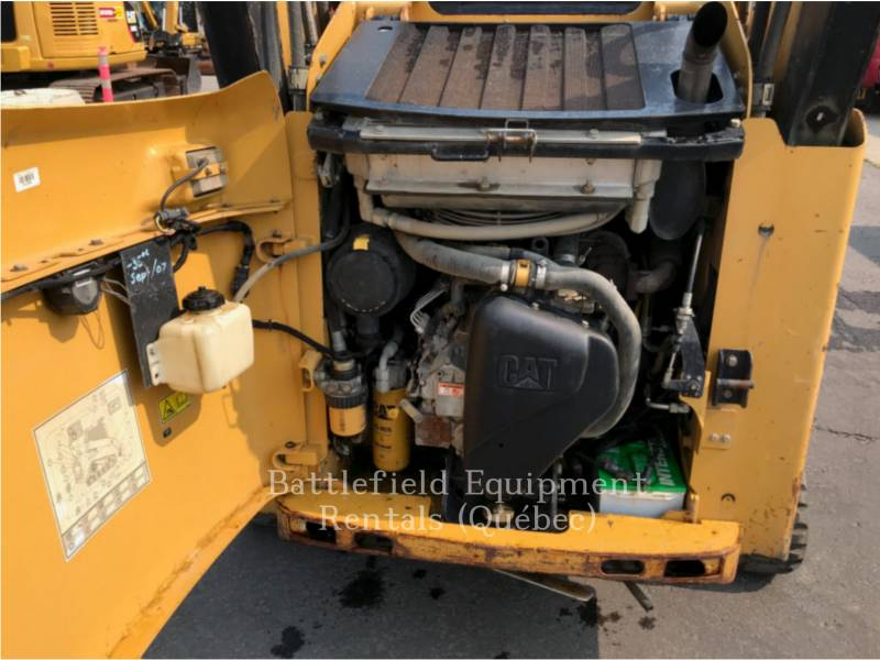 Caterpillar ÎNCĂRCĂTOARE PENTRU TEREN ACCIDENTAT 257B2 equipment  photo 12