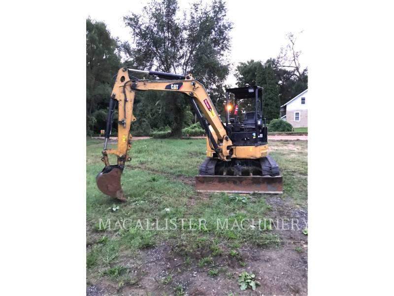 CATERPILLAR TRACK EXCAVATORS 305ECR equipment  photo 3