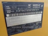 CATERPILLAR WHEEL TRACTOR SCRAPERS 621K equipment  photo 19