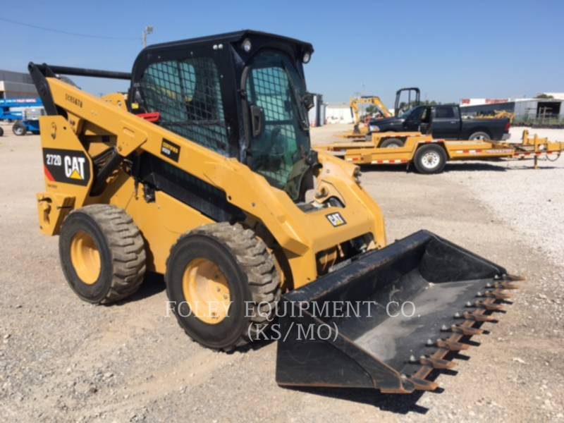 CATERPILLAR SKID STEER LOADERS 272DSTD2CA equipment  photo 1