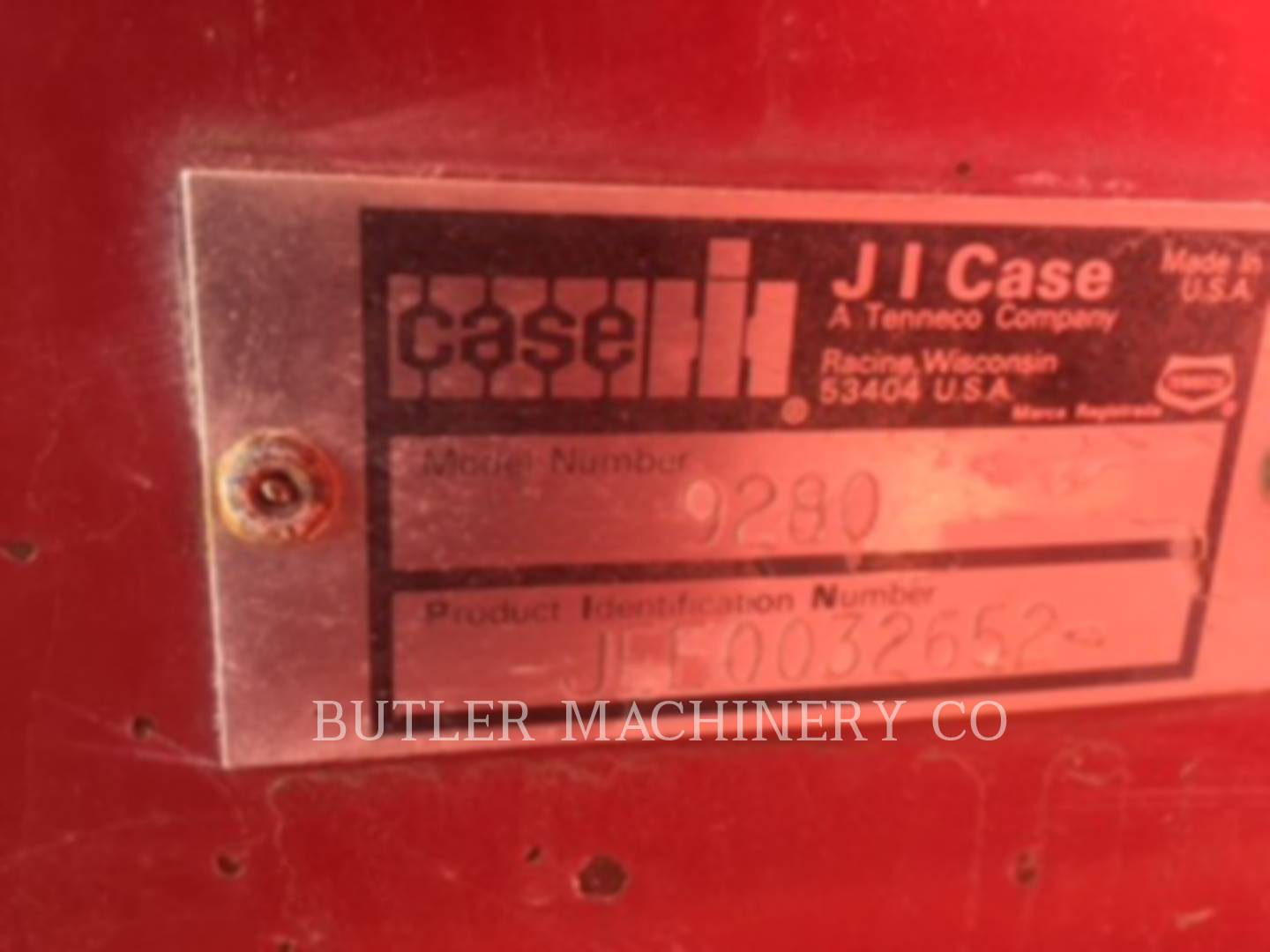 Detail photo of 1994 Case IH 9280 from Construction Equipment Guide