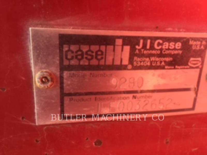 CASE/INTERNATIONAL HARVESTER TRACTORES AGRÍCOLAS 9280 equipment  photo 9
