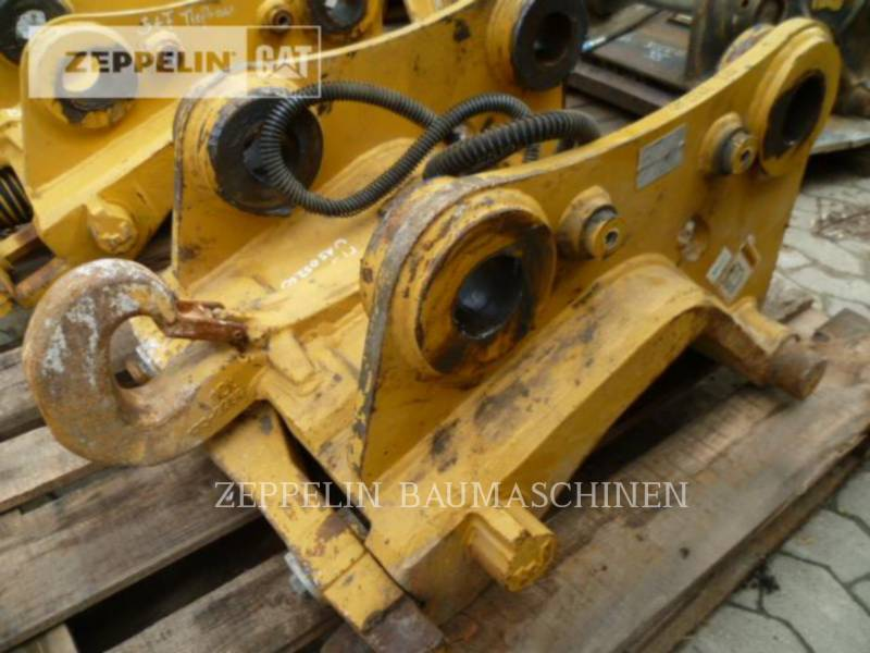 CATERPILLAR HERRAMIENTA DE TRABAJO - IMPLEMENTO DE TRABAJO - DE RETROEXCAVADORA Schnellwechsler CW20 equipment  photo 1