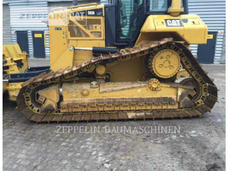 CATERPILLAR TRACTORES DE CADENAS D6NMP equipment  photo 13