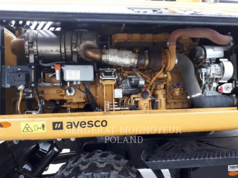 CATERPILLAR EXCAVADORAS DE RUEDAS M318D equipment  photo 7