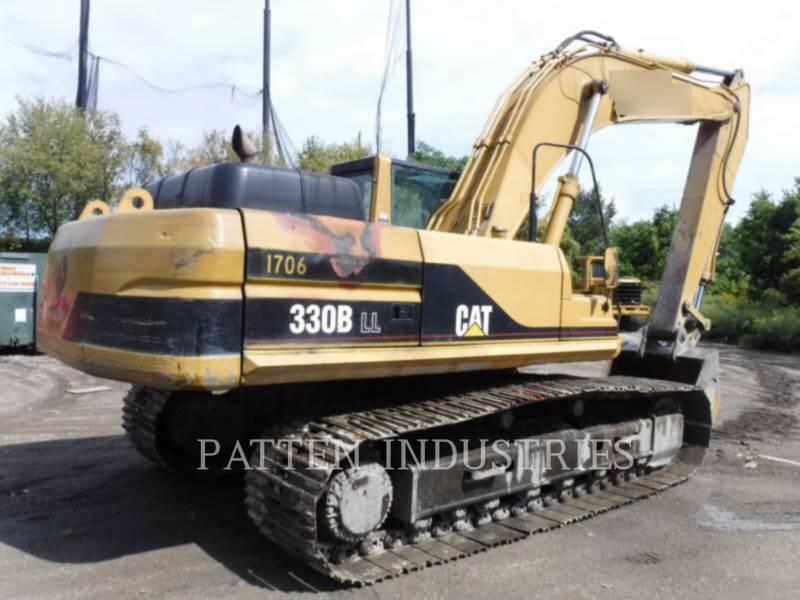 CATERPILLAR PELLES SUR CHAINES 330BL equipment  photo 3