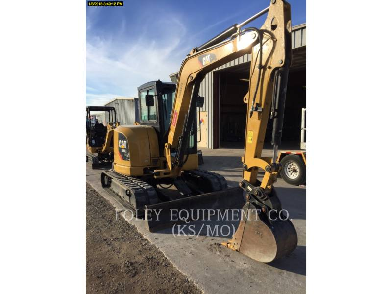 CATERPILLAR TRACK EXCAVATORS 305E2LC equipment  photo 4