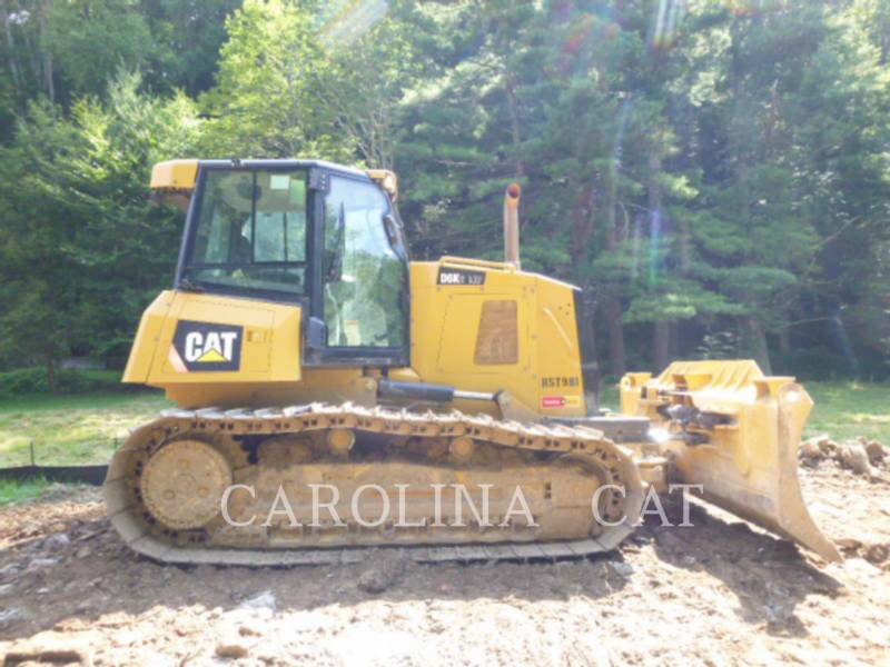 CATERPILLAR TRACK TYPE TRACTORS D6K2LGP equipment  photo 4