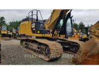 Equipment photo CATERPILLAR 349EL TC KETTEN-HYDRAULIKBAGGER 1
