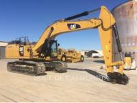 CATERPILLAR EXCAVADORAS DE CADENAS 349F equipment  photo 2