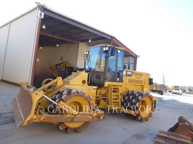 Caterpillar BULDOZERE CU ROŢI 815F2 equipment  photo 4