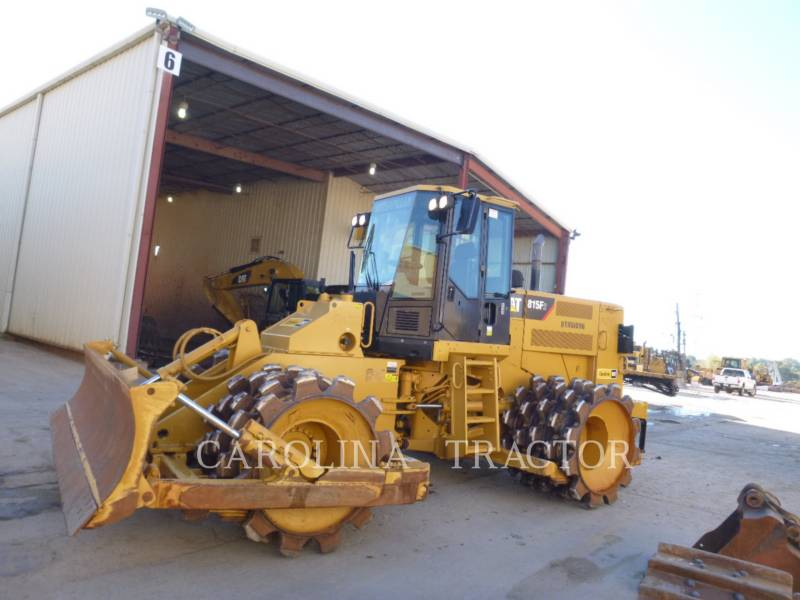 CATERPILLAR TRATORES DE RODAS 815F2 equipment  photo 4