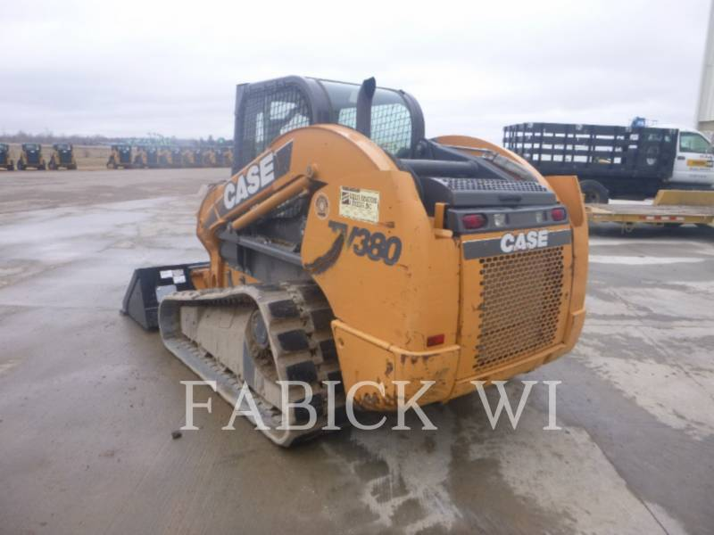 CASE/NEW HOLLAND MULTI TERRAIN LOADERS TV380 equipment  photo 5