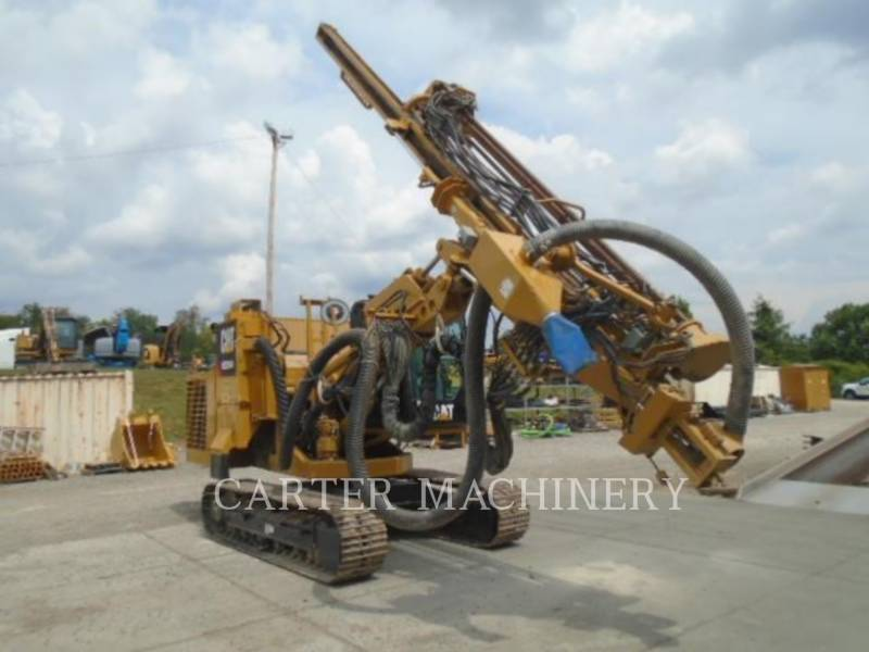 CATERPILLAR DRILLS MD5050 equipment  photo 1
