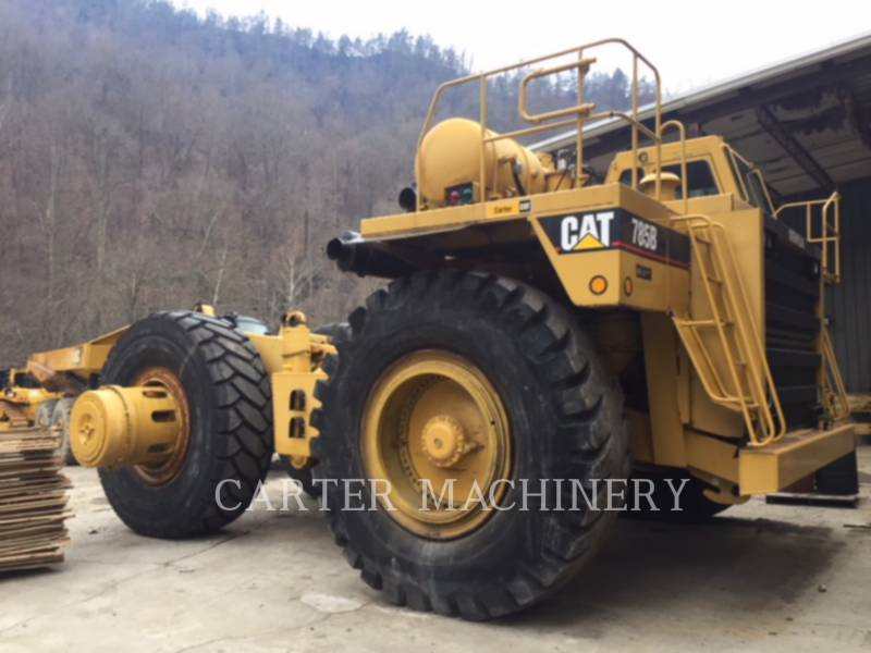Caterpillar CAMION MINIER PENTRU TEREN DIFICIL 785B REBLD equipment  photo 1