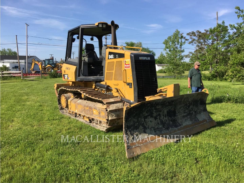 Detail photo of 2012 Caterpillar D4K XL II from Construction Equipment Guide