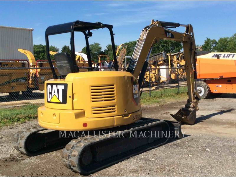 CATERPILLAR TRACK EXCAVATORS 305.5E equipment  photo 4