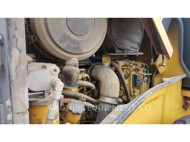 CATERPILLAR VIBRATORY SINGLE DRUM SMOOTH CS56 equipment  photo 15