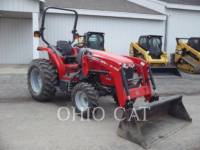 AGCO-MASSEY FERGUSON TRACTEURS AGRICOLES MF1742L equipment  photo 4