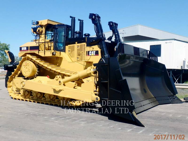 CATERPILLAR 鉱業用ブルドーザ D11R equipment  photo 1
