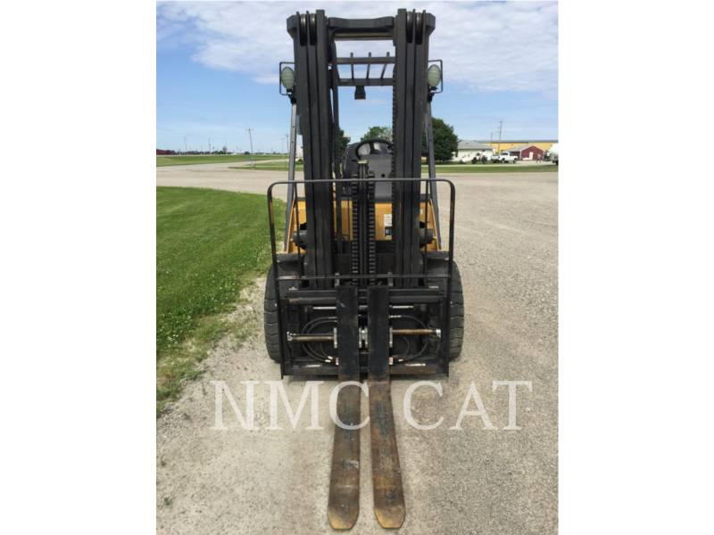 CATERPILLAR LIFT TRUCKS MONTACARGAS 2P6000_MC equipment  photo 3