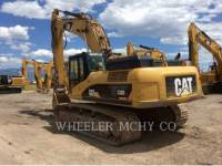 CATERPILLAR TRACK EXCAVATORS 330D L TCP equipment  photo 2
