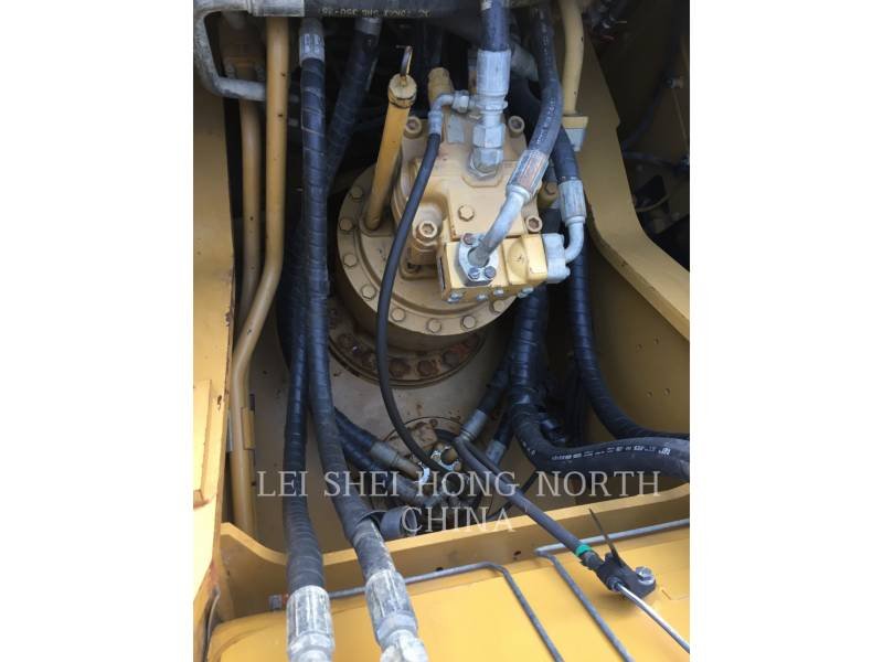 CATERPILLAR KETTEN-HYDRAULIKBAGGER 329DL  equipment  photo 8