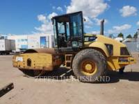Equipment photo CATERPILLAR CS-583E TRILLENDE ENKELE TROMMEL GLAD 1