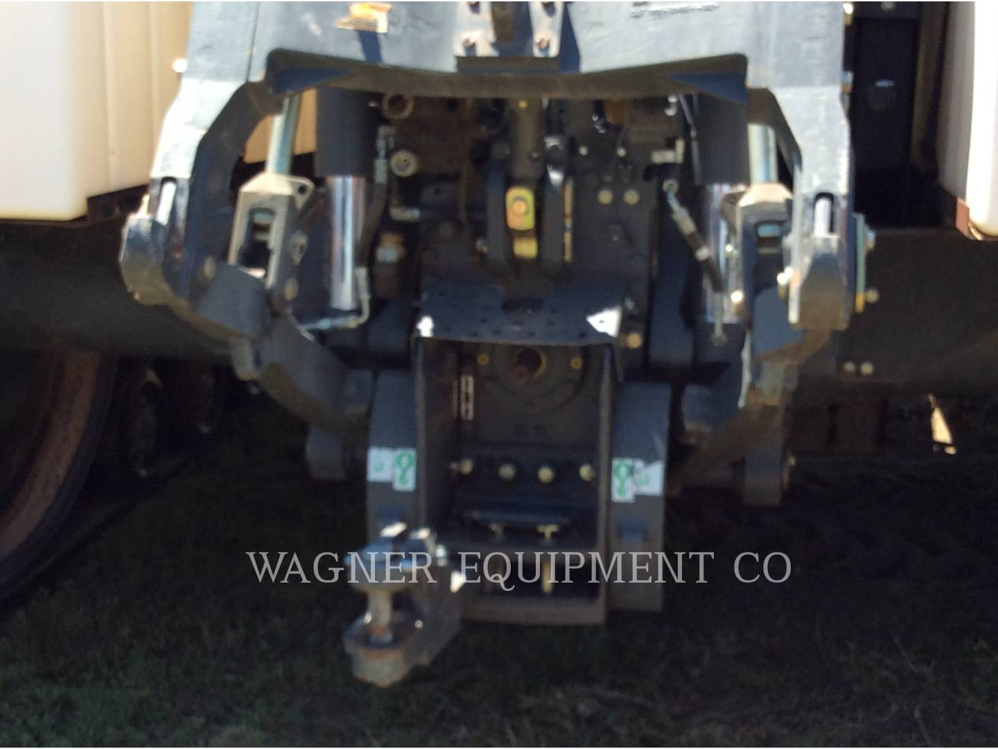 Detail photo of 2007 AGCO MT765B-UW from Construction Equipment Guide
