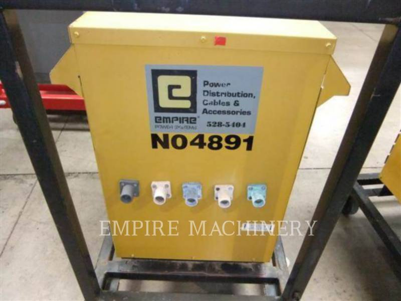 MISCELLANEOUS MFGRS OTHER 112KVA PT equipment  photo 2