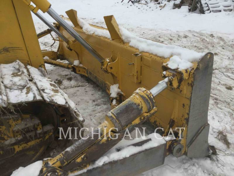 KOMATSU CIĄGNIKI GĄSIENICOWE D65PX-12 equipment  photo 21