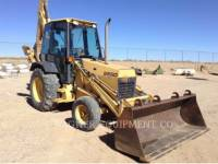 NEW HOLLAND LTD. BACKHOE LOADERS 555 equipment  photo 2